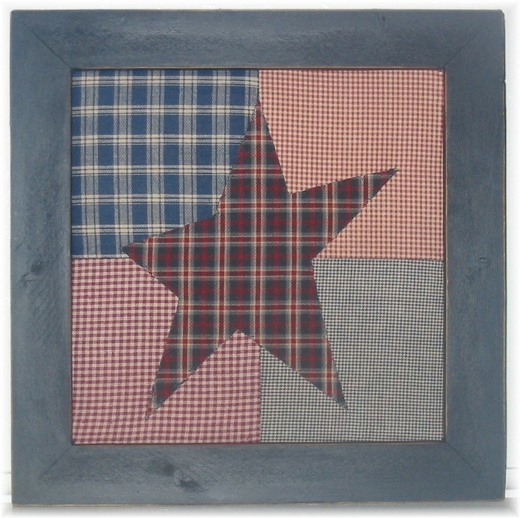 Free Primitive Star Quilt Pattern | australias online marketplace for the prim pattern the pattern great ...