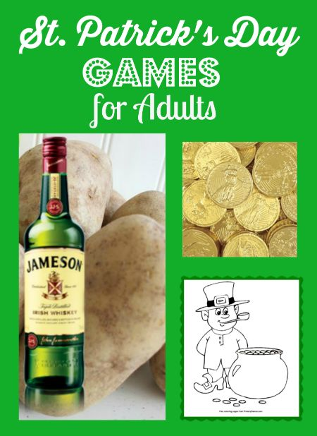 Opinion St patricks day adult party idea