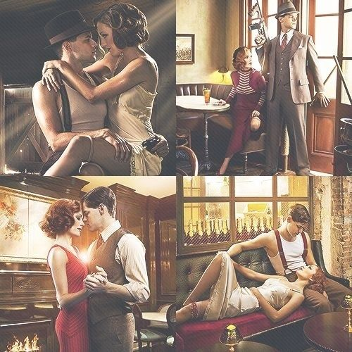 Bonnie and Clyde. Broadway. Laura Osnes. Jeremy Jordan