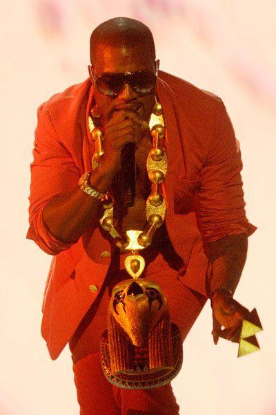 Kanye West Diamond Gold Chain kanye west's diamond dental work - jewelry insider