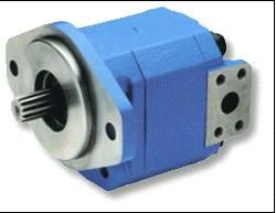 Permco P124 gear pumps and motors for mining loader road roller excavator bulldozer (P124) - China permco oil pump forklift pump lader pu...
