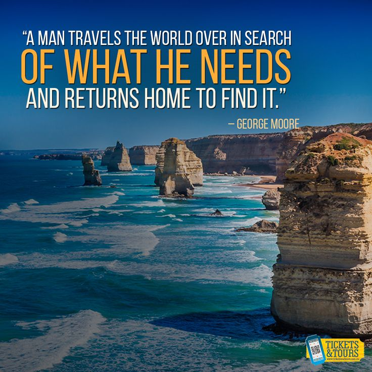 A man #travels the world over in search of what he needs and returns #home to find it. #ticketsandtours