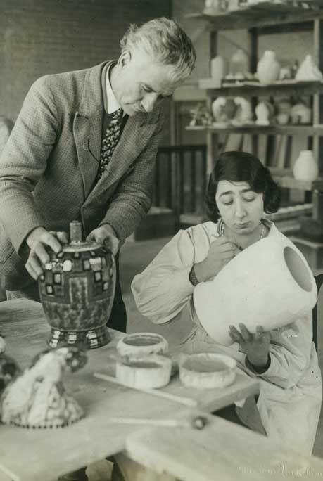 Camille Tharaud porcelaine de limoges