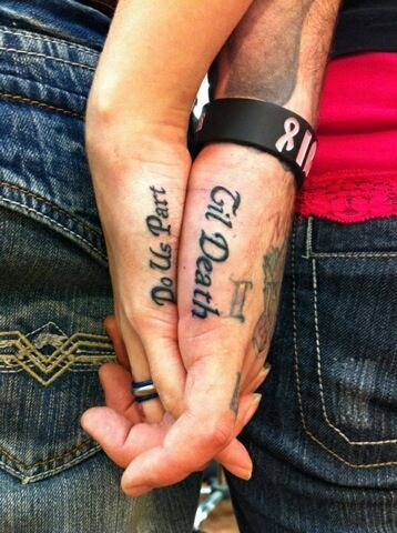 20 Beautiful tattoos for couples