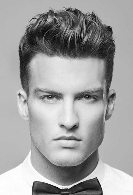 mens modern hairstyles - Google Search