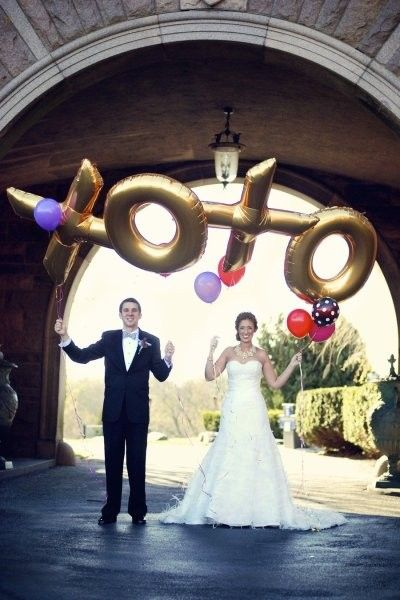 using letter balloons to say your message balloons available from balloonwarehousecom pinterest