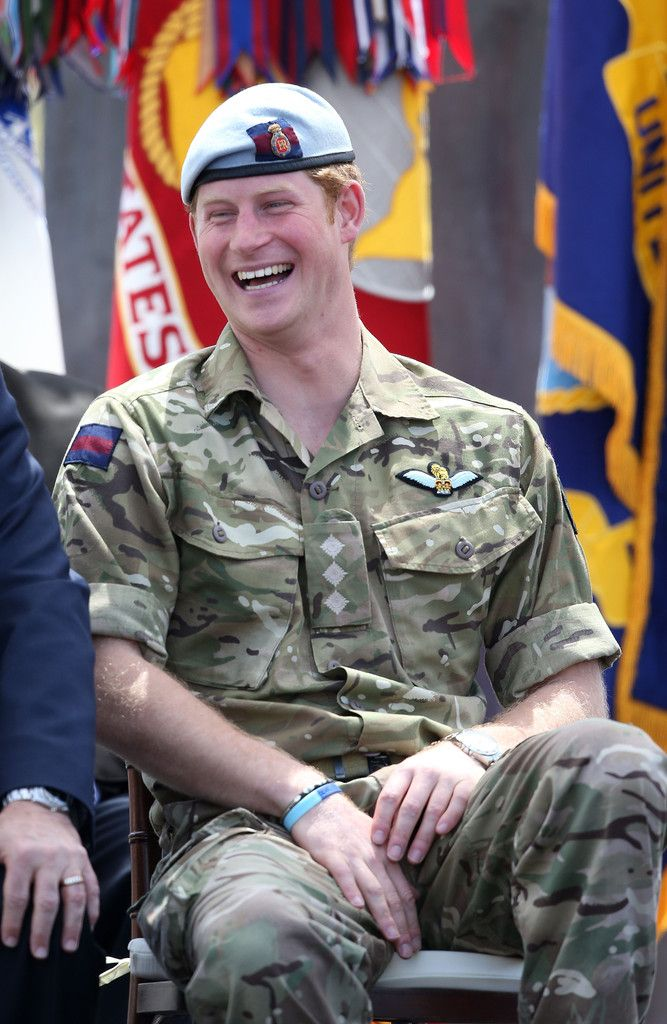 Prince Harry - Prince Harry Competes in the Warrior Games
