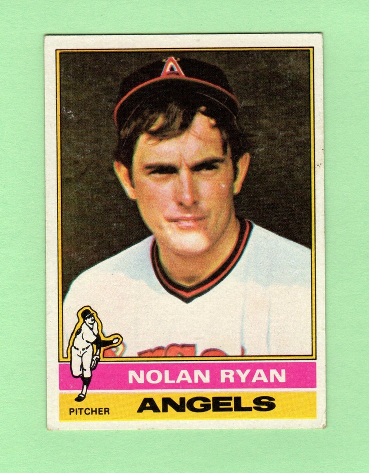 nolan ryan baseball cards 1991