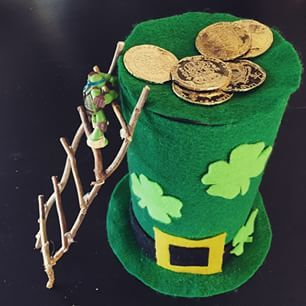 This one can even catch a Teenage Mutant Ninja Turtle. | 19 Leprechaun Traps Guaranteed To Win St. Patrick's Day