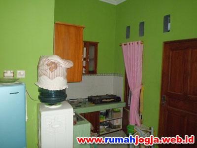 Dapur rumah Jogokaryan