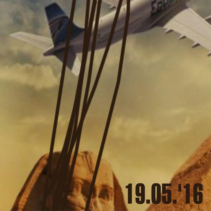 Bruno Capatti, 19.05.'16 - EgyptAir flight Paris-Cairo, found the wreck - Volo EgyptAir Parigi-Cairo, trovato relitto