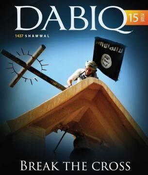 Najnowszy numer propagandowego pisma Dabiq wymienia sześć powodów…