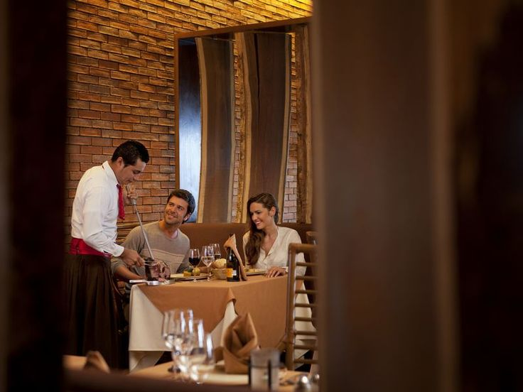 #1 Rodizio Restaurant , Brazilian Style - Dinner opening hours: from 18.00 to 22.00 - Barceló Maya Palace Deluxe Hotel