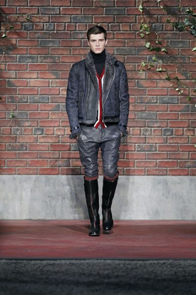 288 best images about Urban men in tall boots on Pinterest