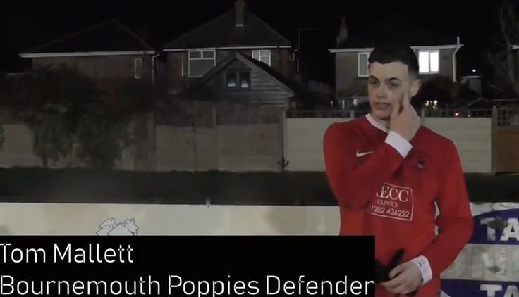 Bournemouth Poppies were defeated 2-1 by Bemerton Heath last night in the Wessex Premier League, defender Tom Mallett spoke to Buzz News about the result.