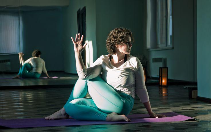 Йога для полных. YogaCurvy