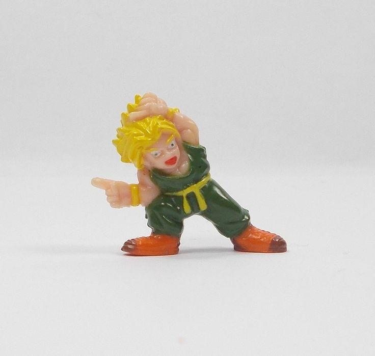 Dragon Ball Z - Micro Mini Figure - 2 cm Tall - 1989 B.S.S.T.A (18)