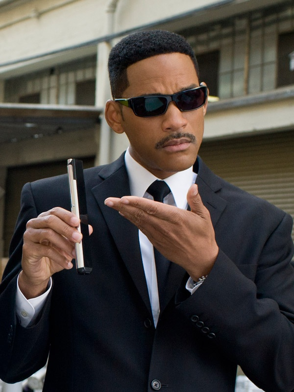 Will Smith - Men in Black 3 wearing #SALT #SALTOPTICS