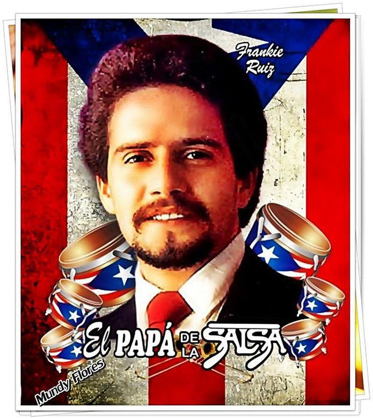 Frankie Ruiz *BEST SALSERO From Paterson*