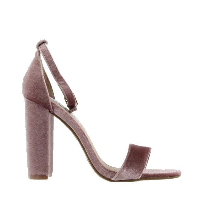 Carrson Sandal Roze - Hakken - Dames