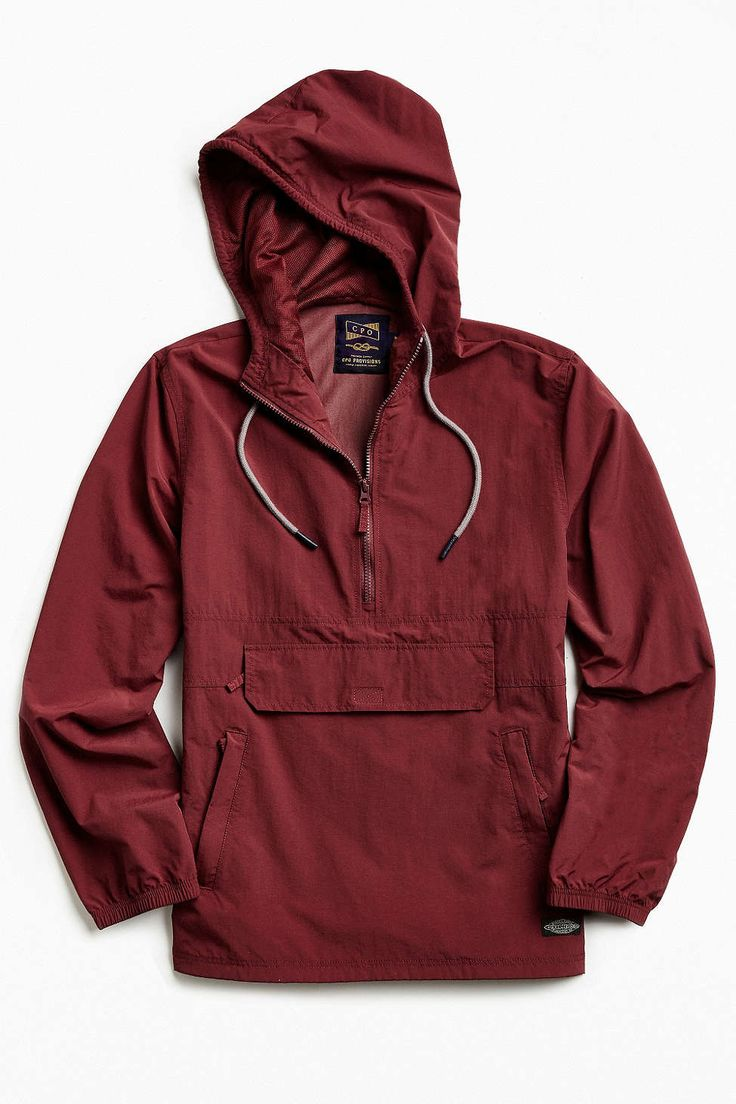 CPO Citywide Anorak Jacket - Urban Outfitters