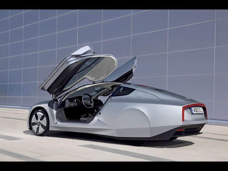 2014 Volkswagen XL 1 gets 261 miles per gallon. The guys from the show Top Gear test of the car and got over 340 miles per gallon.