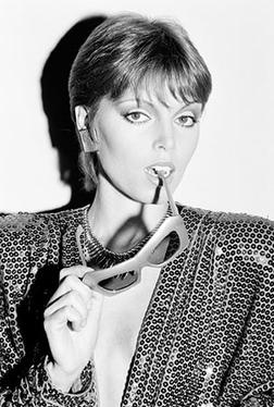 Pat Benatar. One of my favorite singers of all-time. <3