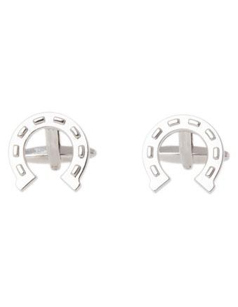 CUDWORTH horseshoe cufflinks #derbyday #myerspringfashion