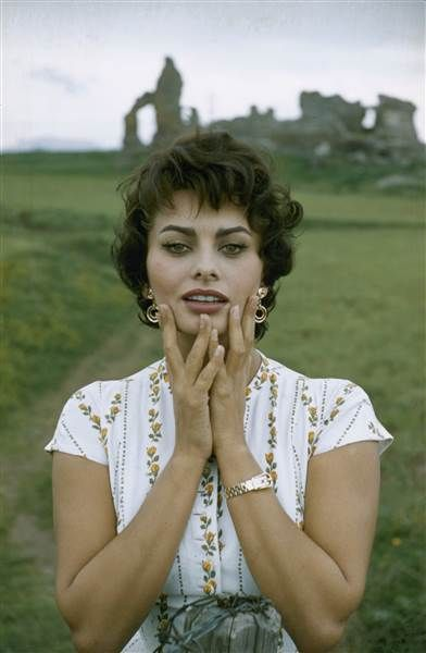 Wondrous 25 Best Ideas About Sophia Loren Makeup On Pinterest Sophia Hairstyle Inspiration Daily Dogsangcom