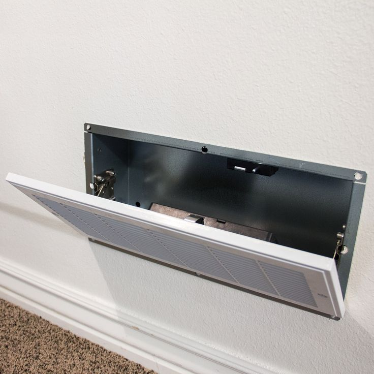 QuickVent Safe Is The Fastest Access Safe On The Market And Disguised To Look  Like An Air Vent. Using RFID Technology, The Key Access Point Is Easy To  Use, ...