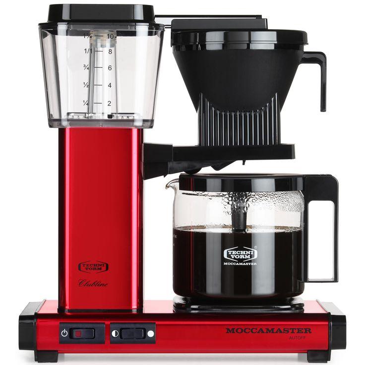 Les 25 meilleures idées de la catégorie Red coffee maker sur ...