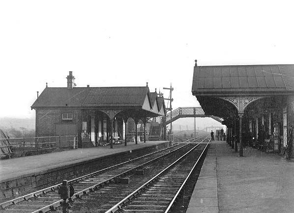 Beighton Station, Sheffield c.1910