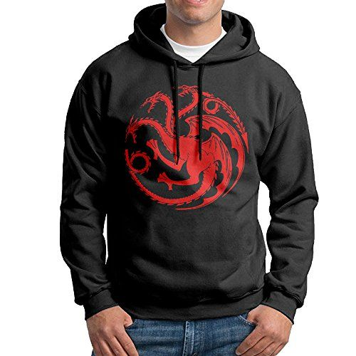 Dora Game Of Thrones Mens Casual Sweater Size M Black * Continue to the product at the image link.