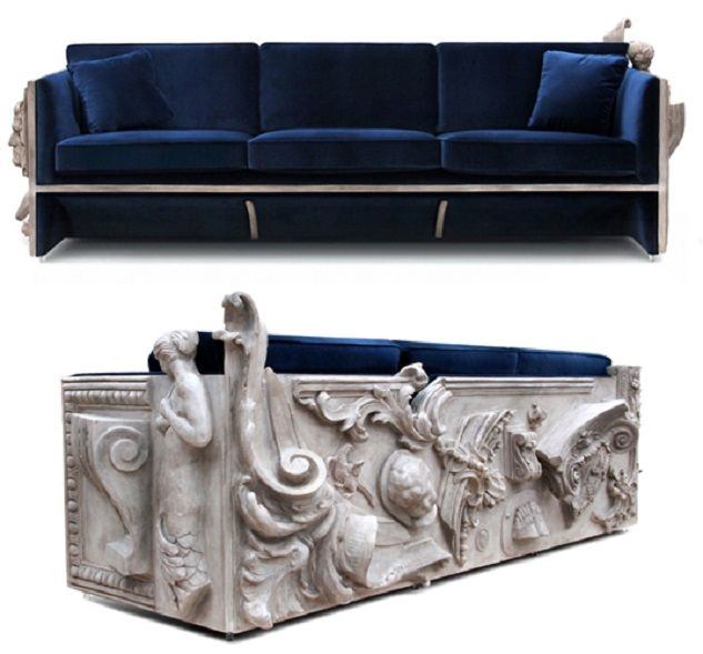 65 best Sofa images on Pinterest Chairs, Sofa chair and Couches - barock mobel versailles sofa