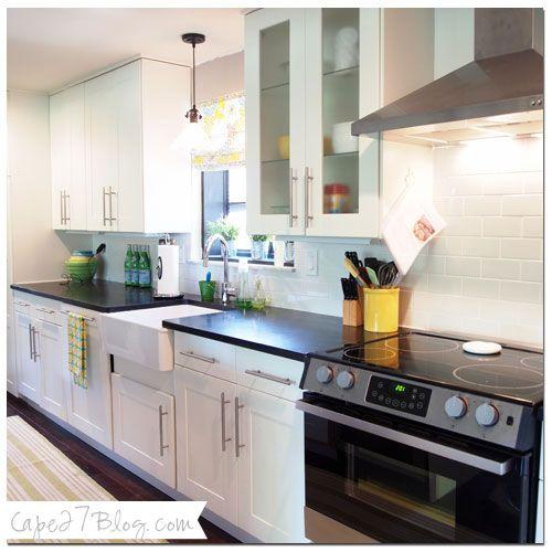 Ikea Kitchen Reno: 165 Best New Kitchen Ideas Images On Pinterest
