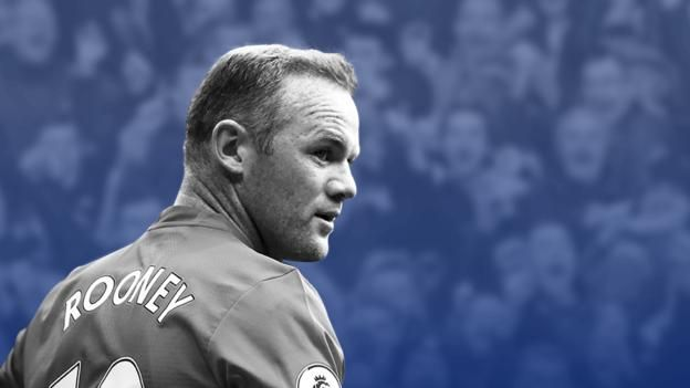 Manchester United captain Wayne Rooney rejoins Everton on a free transfer, 13 years after leaving Goodison Park.