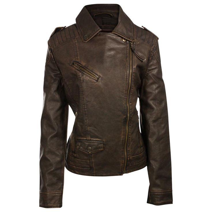 Cripple Creek Women's Aviator Jacket