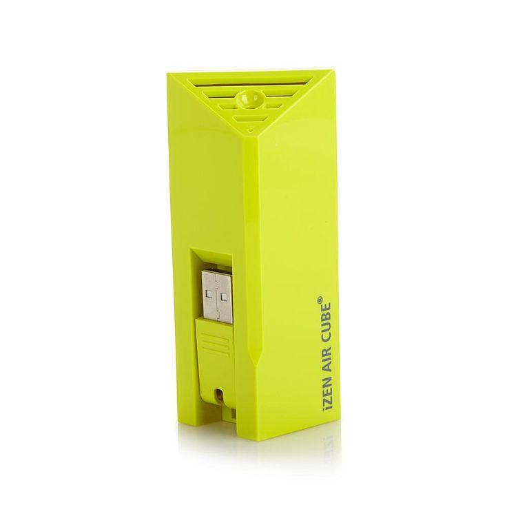 iZen Air Cube I Portable Air Purifier - Green