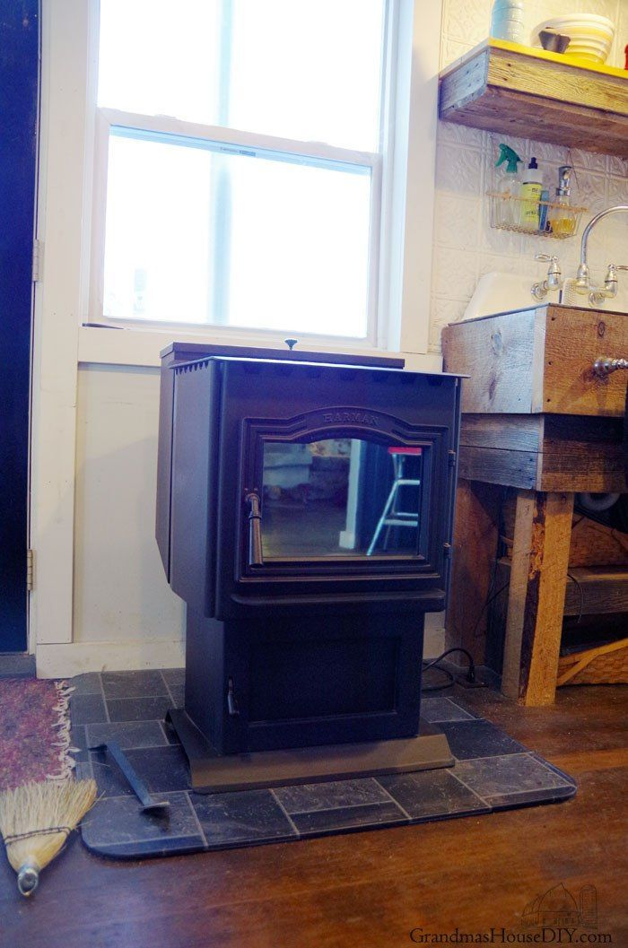 Harman Pellet Stove Review - The Work, The Cost & The ...
