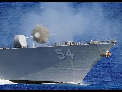 Breaking News - US returns to South China Sea with destroyer USS Curtis Wilbur - YouTube