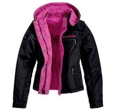 I love mine. It's reversible and the sleeves zip off, giving you 2 jackets and 2 vests in one.