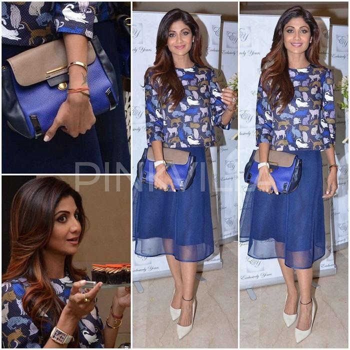 Celebrity Style,shilpa shetty,H&M,Pinko