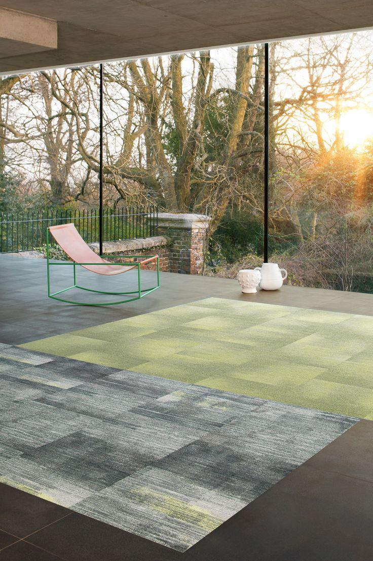 Harley color carpet tiles - Carpet