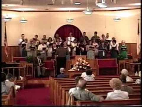 """I Would not be denied"" Mount Carmel Baptist Church Choir, Fort Payne Al..."