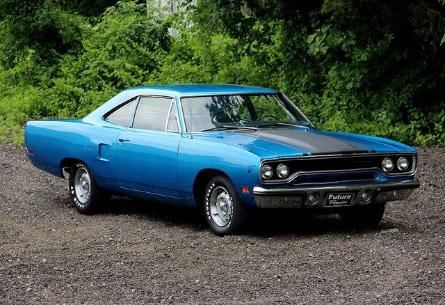 '70 Plymouth Road Runner. Awesome American Musclecar!