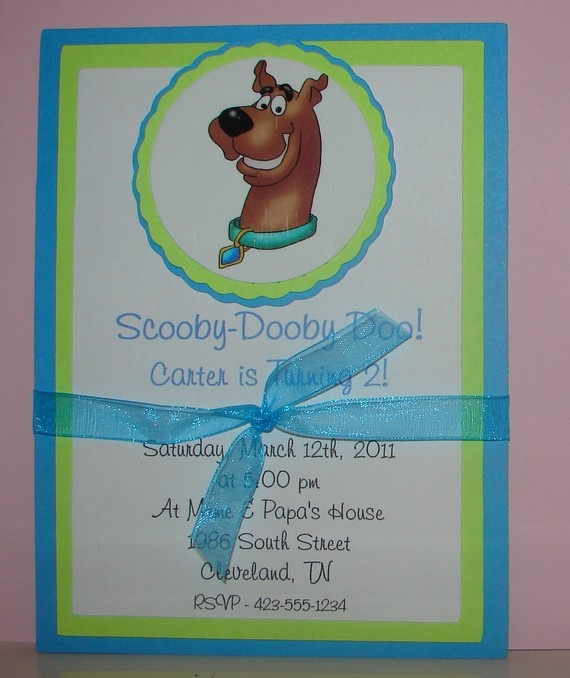Scooby Doo Baby Shower Theme: 17 Best Images About Scooby Doo On Pinterest