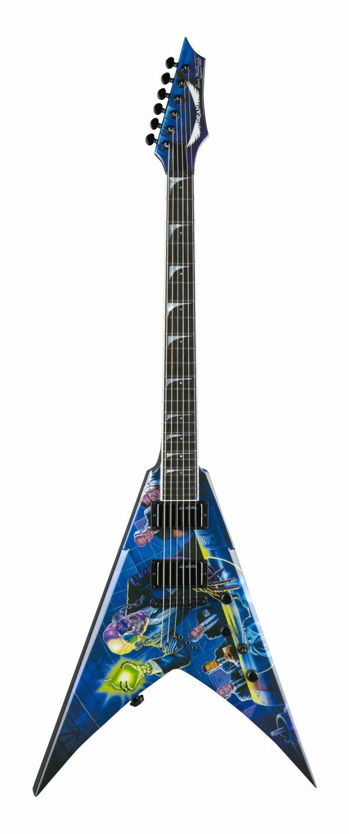 Rust Peace Edition Flying V Dave Mustaine Megadeth Dave Mustaine Dave Mustaine Guitar Guitar