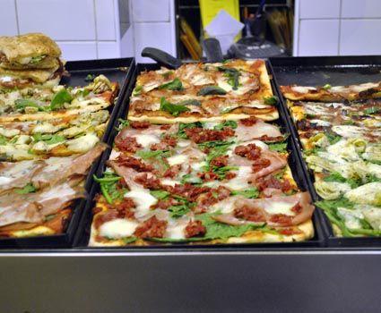 , Noel Street, Soho. One of the best pizza's I've ever tried. Crispy ...