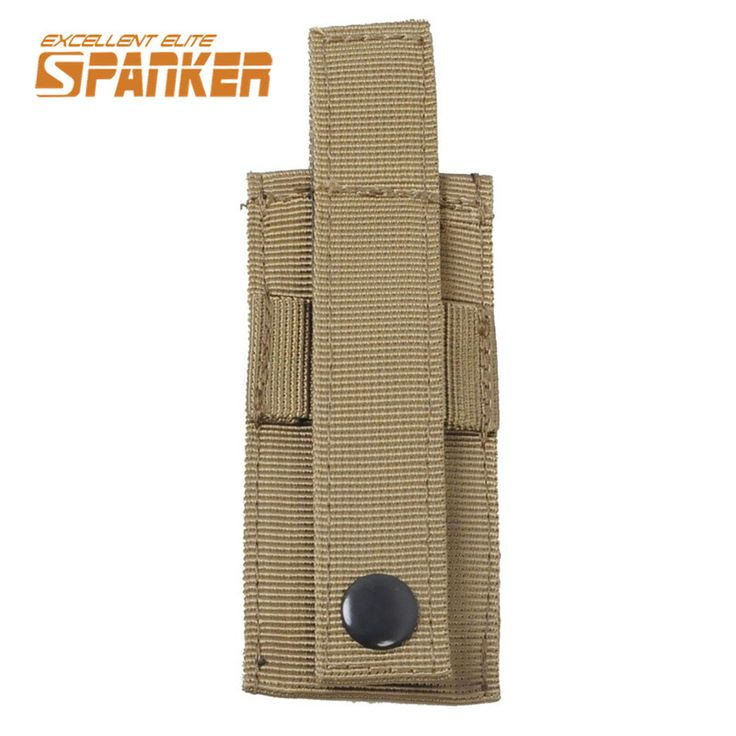 Spanker Tactical Military Durable Portable Medical Scissor Pouch Bag 1000D Nylon Airsoft Hunting Molle Accessory Tool Pouch