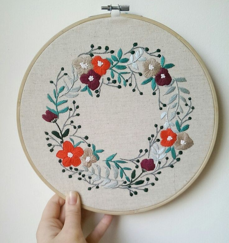 Georgie Emery Embroidery Design